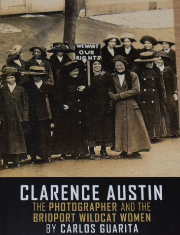 Clarence Austin - The Photographer and the Bridport Wildcat Women, by Carlos Guarita